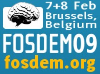 I'm going to FOSDEM, the Free and Open Source Software Developers' European Meeting